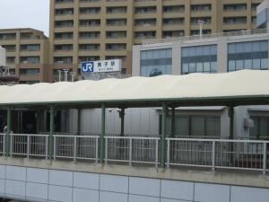 JR西日本・舞子駅