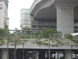 高速バス乗り場 1