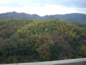 淡路島を通っています。