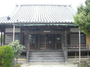 専修寺の本堂