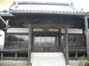 引摂寺 本堂