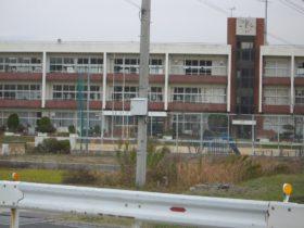 多賀小学校です