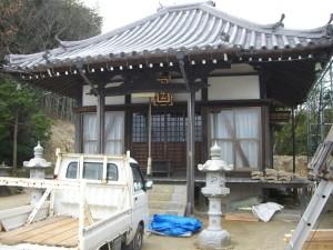 万福寺 本堂