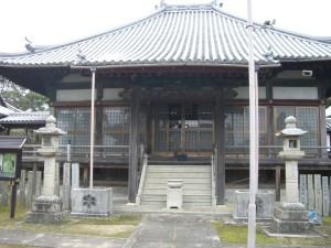 妙京寺 本堂