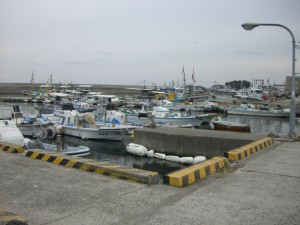 岩屋漁港 2