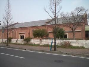 旧原綿倉庫