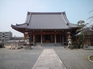 本妙寺 本堂