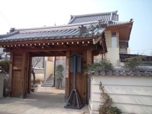 浄泉寺は真宗大谷派のお寺