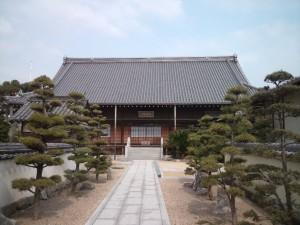 江国寺 本堂