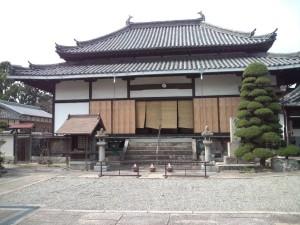 専称寺 本堂