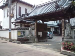 千福寺 山門