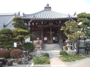 千福寺 本堂
