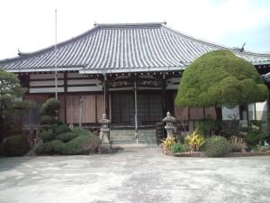 称名寺 本堂