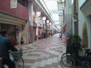 淡路島 本町商店街