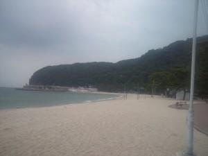 大浜海岸を撮る
