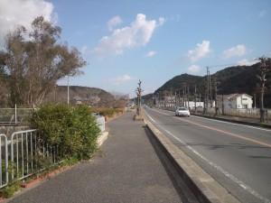 国道28号線(福良)