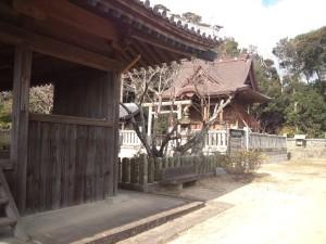 八坂神社(南あわじ市北阿万) 本殿