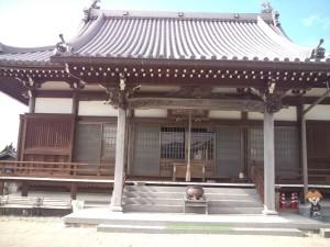 薬王寺 本堂