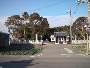 神代八幡神社にやってきました