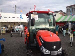 農機具の展示会