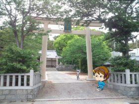 「佐野八幡神社」にて!