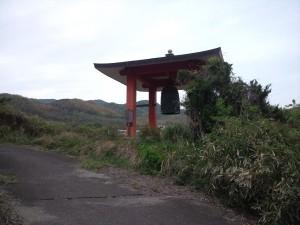平和観音寺 釣鐘