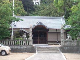 佐野八幡神社 拝殿