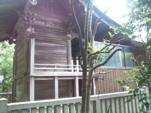 佐野八幡神社 本殿