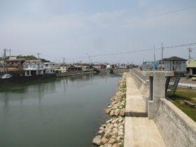 都志川 河口