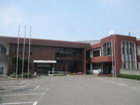 公民館と五色町商工会